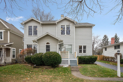 Cook County Single Family Home New: 922 South Dunton Avenue