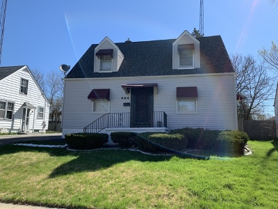 Kankakee Single Family Home For Sale: 464 South Nelson Avenue