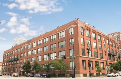 Chicago Condo/Townhouse New: 1727 South Indiana Avenue #306