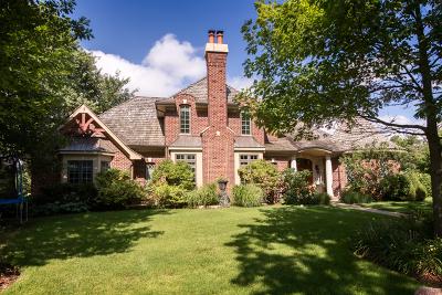 Glenview Single Family Home New: 1550 Hawthorne Lane