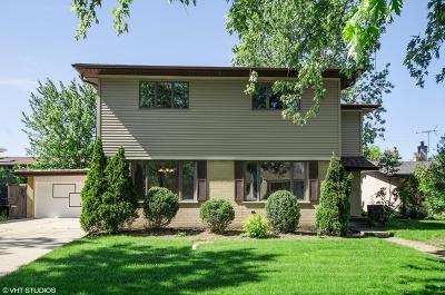 Cook County Single Family Home New: 7752 Davis Street