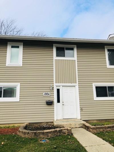 Bartlett Condo/Townhouse For Sale: 1004 Sandpiper Court