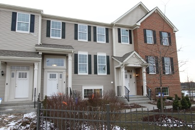 Crystal Lake Condo/Townhouse For Sale: 3 River Birch Boulevard
