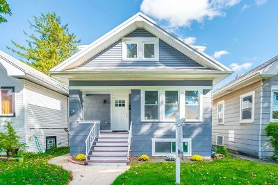 Single Family Home New: 3637 Elmwood Avenue