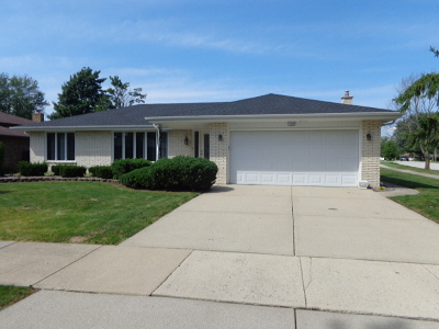 Orland Park Single Family Home New: 7920 Palm Court