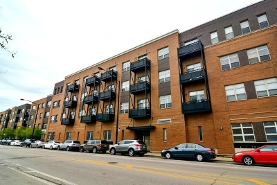Condo/Townhouse For Sale: 2915 North Clybourn Avenue #411