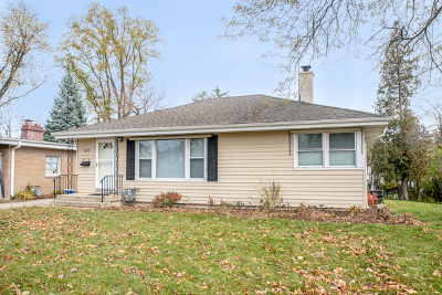 Downers Grove Single Family Home For Sale: 5409 Benton Avenue