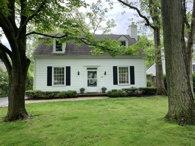 Lake Forest Single Family Home For Sale: 667 Greenview Place