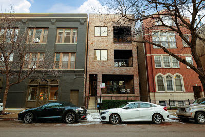 Condo/Townhouse New: 1549 North North Park Avenue #3