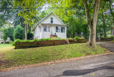 Hinsdale Single Family Home For Sale: 114 Fuller Road