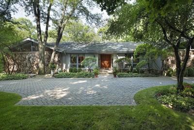 Lake Forest Single Family Home For Sale: 1576 Tara Lane