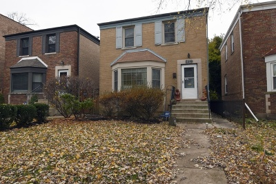 Single Family Home For Sale: 2219 North Sayre Avenue