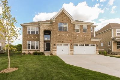 Hoffman Estates Single Family Home Price Change: 3478 Harold Lot# 52 Circle