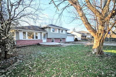 West Chicago Single Family Home For Sale: 0n130 Prince Crossing Road