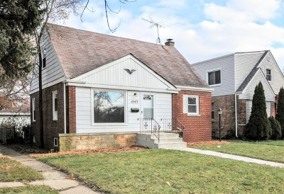 Calumet City Single Family Home For Sale: 1543 Lincoln Avenue