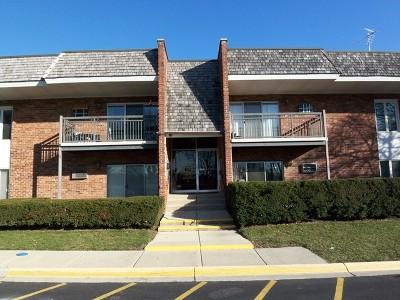 Downers Grove Condo/Townhouse For Sale: 4129 Saratoga Avenue #A216