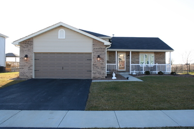 Beecher Single Family Home For Sale: 1534 Somerset Drive