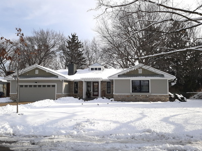 St. Charles Single Family Home For Sale: 1124 Ash Street