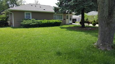 Carpentersville Single Family Home For Sale: 115 Ball Avenue