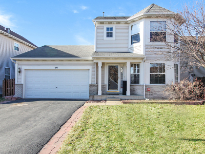 Romeoville Single Family Home Contingent: 40 Kenilworth Avenue