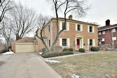 Western Springs Single Family Home For Sale: 4031 Woodland Avenue