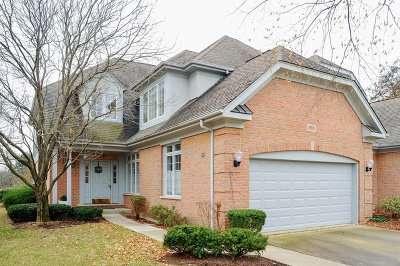 Northbrook Condo/Townhouse Contingent: 2531 Buckland Lane