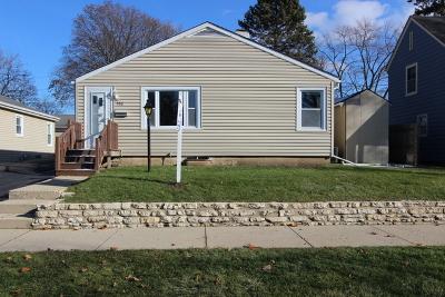 Elgin Single Family Home For Sale: 107 South Du Bois Avenue