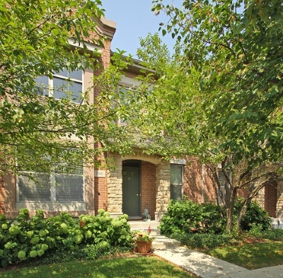 Northbrook Condo/Townhouse For Sale: 1940 Brentwood Road