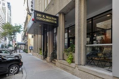 Condo/Townhouse For Sale: 100 East Walton Street #17C