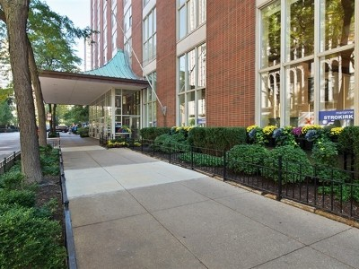 Condo/Townhouse For Sale: 1325 North State Parkway #4E