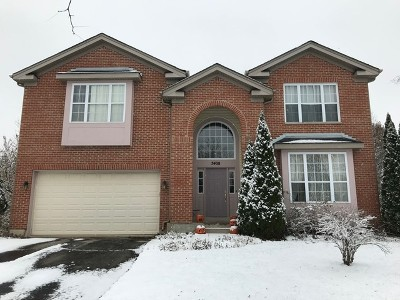 Carpentersville Single Family Home Contingent: 5408 Cleary Court