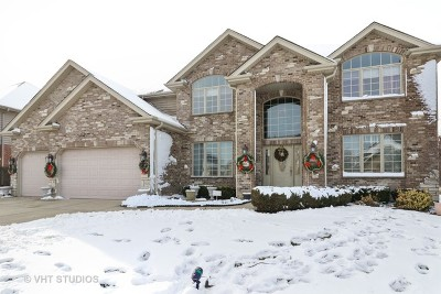 Orland Park Single Family Home For Sale: 15732 Heatherglen Drive