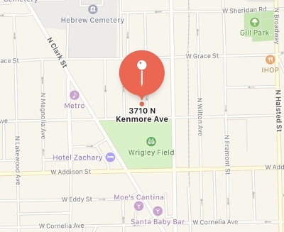 Chicago Residential Lots & Land For Sale: 3710 North Kenmore Avenue