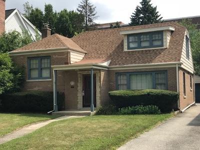 Elmhurst Single Family Home For Sale: 273 South Berkley Avenue