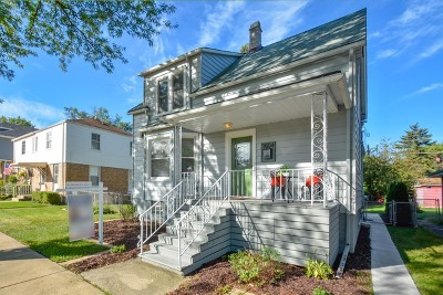 Brookfield Single Family Home For Sale: 3504 Vernon Avenue