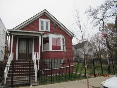 Single Family Home For Sale: 2029 North Kimball Avenue