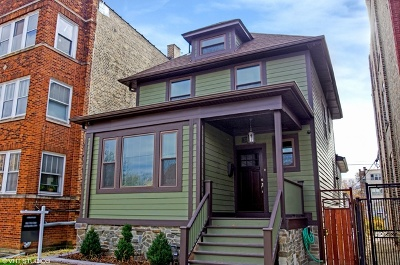 Single Family Home For Sale: 3027 West Leland Avenue