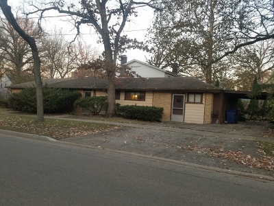 Glencoe Single Family Home For Sale: 275 Greenwood Avenue