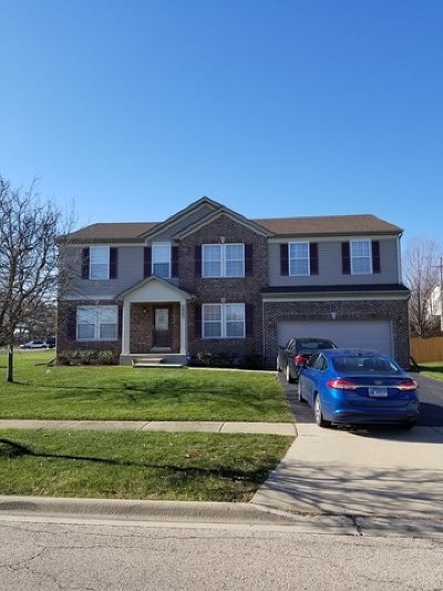 McHenry Single Family Home For Sale: 2003 Kennedy Drive