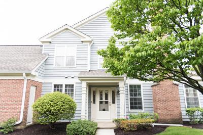 Glenview Condo/Townhouse For Sale: 187 Princeton Lane #187