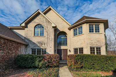 Downers Grove Single Family Home For Sale: 1700 Maple Avenue