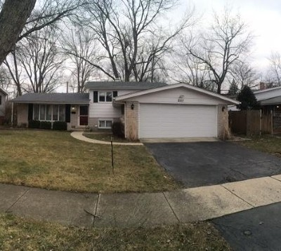 Homewood Single Family Home For Sale: 2317 West Clyde Terrace