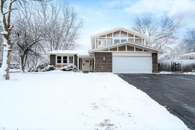 Bolingbrook Single Family Home For Sale: 477 Galahad Road