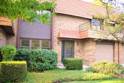 Northbrook Condo/Townhouse For Sale: 3944 Dundee Road