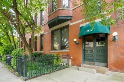 Condo/Townhouse For Sale: 2150 North Clifton Avenue #2