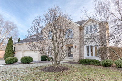 Naperville Single Family Home New: 724 Gateshead Drive