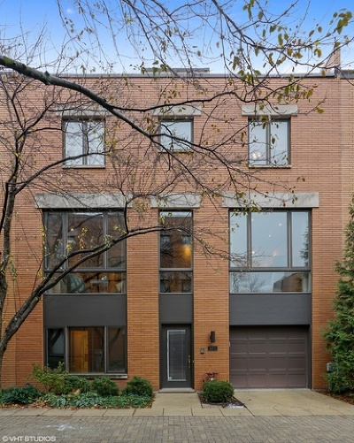 Condo/Townhouse Contingent: 1447 North Cleveland Avenue #C