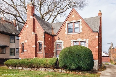Riverside Single Family Home Re-Activated: 202 Lawton Road