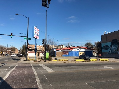 Chicago Residential Lots & Land For Sale: 2748 West Madison Street