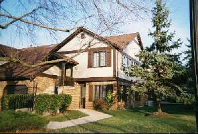 Palos Heights Condo/Townhouse For Sale: 13327 South Oak Hills Parkway #VILLA2
